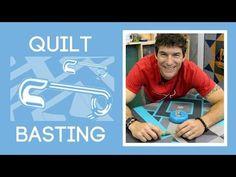 Let's Go Back to Basics, Quilt Basting Basics To Be Exact! – Crafty House