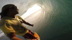 GoPro: Sunset Barrel-Slingin' with Mikala Jones (3min)