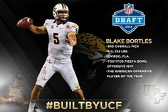 Ucf Football, Football Season, College Football, Blake Bortles, Ucf Knights, School Spirit, Nfl, American, Random