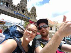 Passare il confine a piedi fra la Thailanda e la Cambogia è stata un esperienza davvero unica.  vistia il blog per saperne di più.  https://keeponmovingtravelblog.wordpress.com