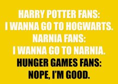 the hunger games funny pictures | funny-Hunger-Games-fans-Harry-Potter-Hogwarts