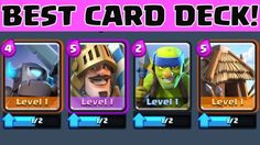 Tricks that help people to play and win Clash Royale Decks