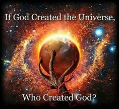 You can't demand an explanation of conditions yet unknown before the Big Bang, yet forego a like question regarding the creation of your claimed creator.