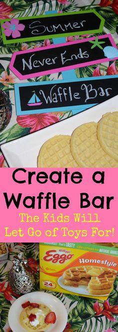 Create a Waffle Bar