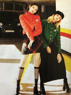 BLACKPINK 블랙핑크 Jennie & Lisa ❤❤