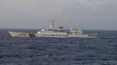 Três navios da guarda costeira chinesa entraram em águas japonesas, perto das Ilhas Senkaku