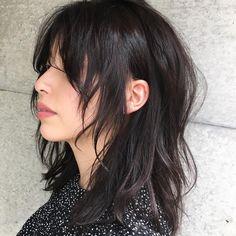 Cut My Hair, New Hair, Hair Cuts, Medium Hair Styles, Curly Hair Styles, Short Grunge Hair, Short Punk Hair, Asian Short Hair, Edgy Hair