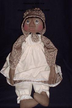 One of my dolls.