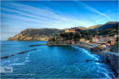 Memorable Monterosso by PhoenixRider #landscape #travel