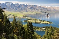 Queenstown Zipline Tour - Lonely Planet