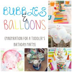 http://www.tipsforplanningaparty.com/toddlerbirthdaypartyideas.php has some info on throwing your toddler's first birthday party.