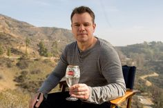 Stella Artois Matt Damon clean water campaign 13.	The next time she was watching TV, she saw another Stella ad, this time detailing the initiative to bring water to the developing world.  She hopped on Google to learn more and that's when she saw the Stella Chalice.