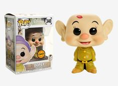 Funko Pop Disney Dopey Chase Limited Edition Item No. 21718 for sale online Funko Pop Figures, Pop Vinyl Figures, Pop Disney, Funko Pop Dolls, Pop Figurine, Funk Pop, Pop Toys, Funko Pop Vinyl, Action Figures
