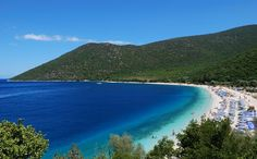Kefalonia holidays is one of the best options among the Ionian islands. Spend one week in Kefalonia and fall in love with this island forever! Beautiful World, Beautiful Places, Karpathos Greece, World Cities, Big Island, Greek Islands, Travel Posters, Around The Worlds, Paisajes