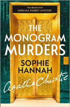 Left on the Shelf: The Monogram Murders by Sophie Hannah