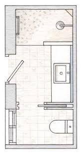 Resultado de imagen para baños pequeños planos medidas #decoracionbañospequeños #bañospequeños