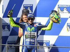 """MotoGP – Mark Webber: """"Valentino Rossi é um ícone colossal"""""""