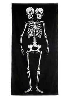 Biological Reasoning Bath Towel, #ModCloth