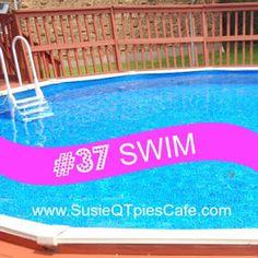 SusieQTpies Cafe: 50 Summer Activities for Teens