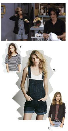 Fashion Inspiration From Friends - Rachel's Outfits | NYLON