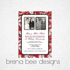 10 best 40th wedding anniversary invitations images on pinterest in
