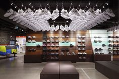NIKE TOWN LONDON by FACTORY311, via Behance