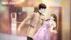 The love story ❤❤❤ - I. - Page 3 - Wattpad W Two Worlds Wallpaper, World Wallpaper, Bts Wallpaper, Manga Couple, Couple Art, Noble My Love Manga, Drama Korea, Korean Drama, Romance