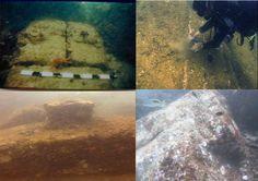 Descubiertas ruinas submarinas que podrían pertenecer a una de las legendarias pagodas de Mahabalipuram