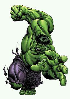 The Hulk.........