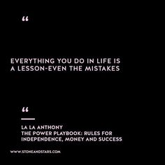 Book of the week ' The Power Playbook: Rules for Independence Money and Success' by La La Anthony#hustle #book #motivation #inspiration #entrepreneur #girlboss #boss