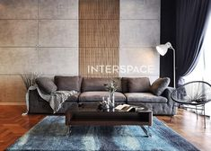 Loft Style, Couch, Interior Design, Modern, Fashion Design, Furniture, Home Decor, Nest Design, Settee