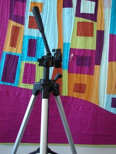 Photographing Your Quilt by the Modern Quilt Guild