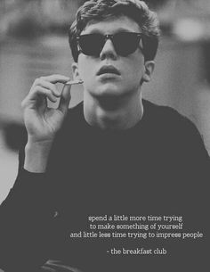 The Breakfast Club Quote The Words, Tv Quotes, Mood Quotes, 80s Movie Quotes, Famous Movie Quotes, Indie Quotes, Grunge Quotes, Girly Quotes, Citations Film