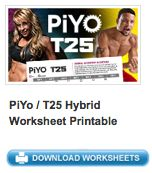 Pito Focus T25 Free hybrid worksheets