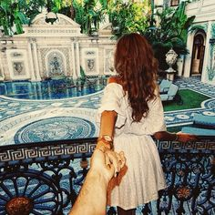 FOLLOW ME TO: Versace Mansion, Florida, United States