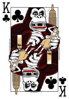 King of Clubs Kong