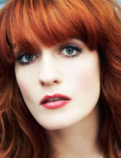 FLORENCE WELCH (Florence + The Machine) | Celebrities | Foros Vogue
