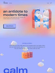 Graphic Design Trends, Graphic Design Tutorials, Graphic Design Posters, Best Landing Page Design, Best Landing Pages, App Design Inspiration, Funky Design, Site Web, Layout Design