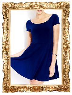 Darling Skater Dress - $11.80