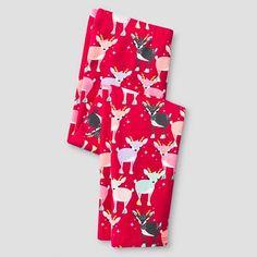 Toddler Girls' Legging Pant Dramatic Pink - Cat & Jack™ : Target