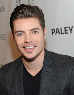 Josh henderson at the Paley Center
