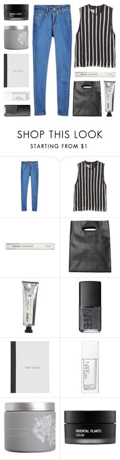 """""""it's my birthday! o((*^▽^*))o"""" by kristen-gregory-sexy-sports-babe ❤ liked on Polyvore featuring Monki, L:A Bruket, NARS Cosmetics, red flower and Koh Gen Do"""