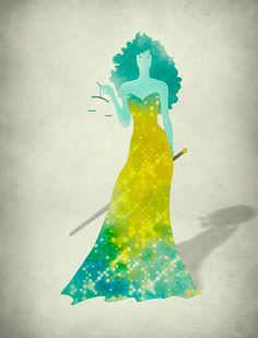 Libra Zodiac Art Print, Fashion illustration, September October Birthday Gift