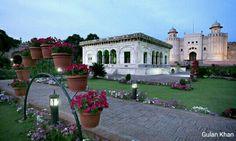 Lahore fort Punjab Pakistan
