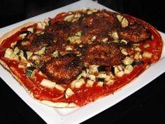 Pizza et weight watchers, une équation possible - Recette Ptitchef