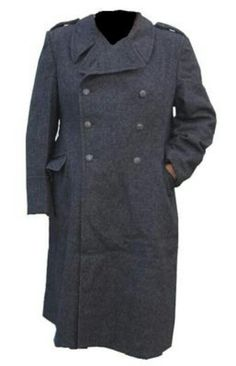 Army greatcoat