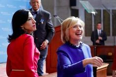 Huma Abedin to be Clinton's Secretary of State, Say Wiki-leaked Emails - Santa Monica Observer (9/18/16)