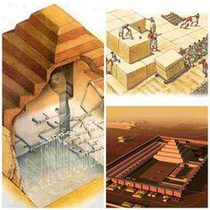 Imhotep, primer arquitecto de la historia