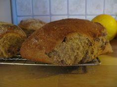Uknadde brød
