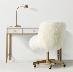 RH TEENu0027s Aubrey Shagreen Desk:Pairing The Glamour Of Art Deco With The  Rich Textural